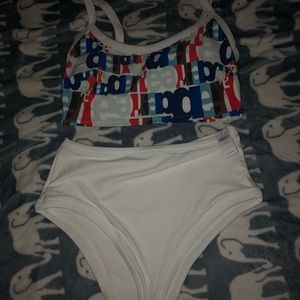 Aerie Two Piece Bathing Suit